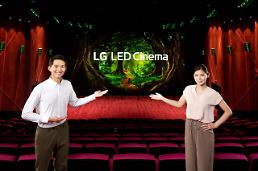 .LG jumps into LED cinema market through first contact with Taiwans multiplex chain.