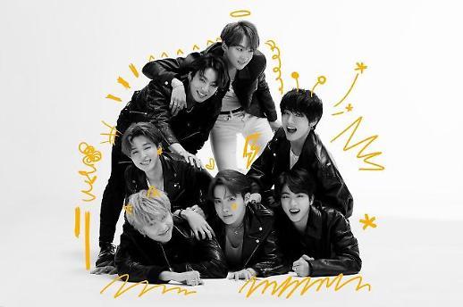 防弹少年团7月发售日语专辑 《Stay Gold》19日先行公开