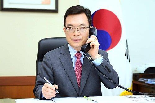 韩美等七国副外长开第10次电话会共商抗疫