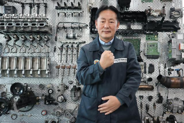 [김호이의 사람들] 박병일 명장, 자동차와 함께 한 50년 인생