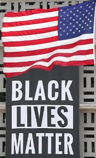 美驻韩使馆声援种族抗议