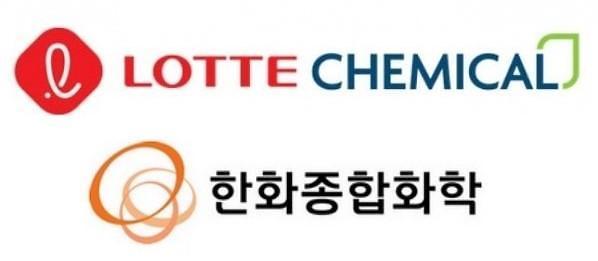 '뭉쳐야 산다' 롯데케미칼·한화종합화학, 경쟁력 강화 '상생협약' 체결