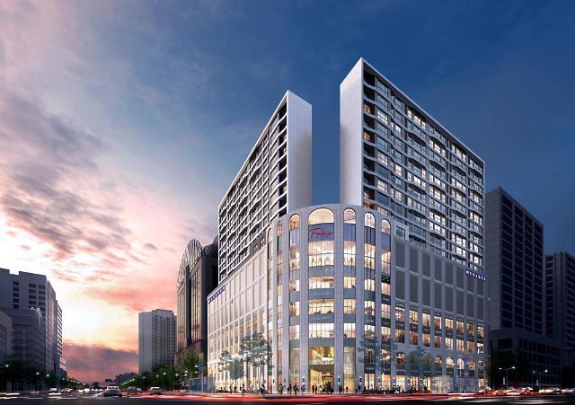수원 인계동 터줏대감 갤러리아 백화점 자리에 17층 주거복합시설 들어선다