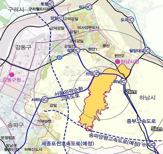 광명·하남 등 서울 인접지 아파트가격 고공행진