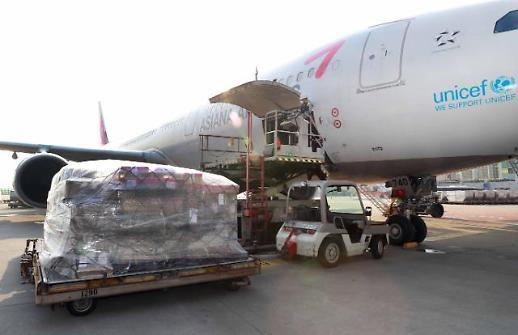 客机变货机 韩国空运出口疫情下逆势增长