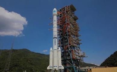中, GPS 항법위성 베이더우3호 마지막 위성 발사 연기