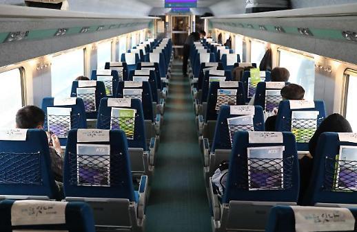 新冠疫情下韩国铁路上半年亏损超33亿元