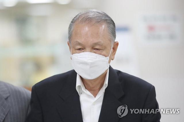 검찰, 화이트리스트 김기춘 파기환송심서 징역 4년 구형