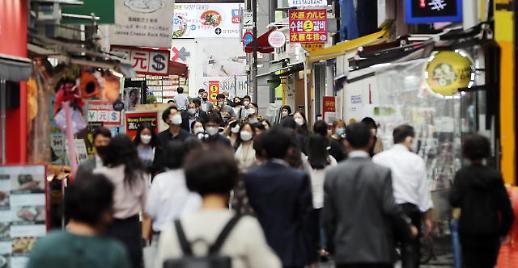 韩国首都圈频发聚集性感染 个体户营业额回升受阻