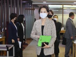 .韩国党政青就追加预算支援学生进行讨论.