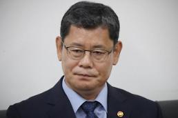 キム・ヨンチョル統一部長官、辞意表明・・・「国民の期待に応えられず、申し訳ない」