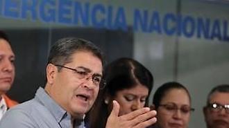 Tổng thống Honduras và phu nhân được xác nhận dương tính với Covid19