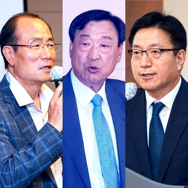 박봉규 이사장, 이희범 전 산업부장관 초청 강연 개최