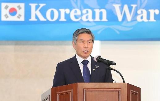 韩防长警告朝鲜 对军事挑衅绝不手软