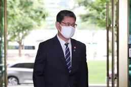 文大統領、キム・ヨンチョル統一部長官の辞表受理へ・・・1年2カ月で退任