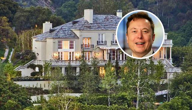 테슬라 CEO 저택, 中넷이즈 회장이 351억원에 샀다