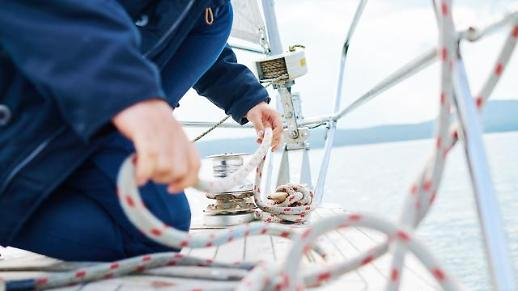 去年韩船员月薪增至2.7万元 同比涨1.1%