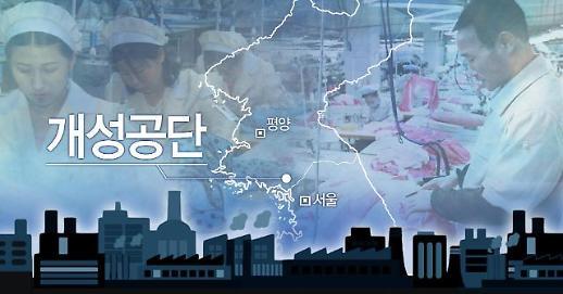 那些入驻开城工业园区的韩企现在股价都怎么样了?