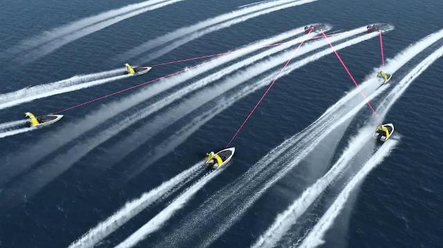 Hanwha Systems participates in government-led project to develop cluster unmanned surface vehicle control technology