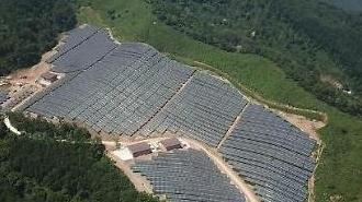 Công ty năng lượng Hàn Quốc xây dựng nhà máy điện mặt trời 8 megawatt thân thiện với môi trường
