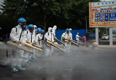 中전문가 베이징 집단감염 이번주 안 넘겨…타지역 확산세 지속