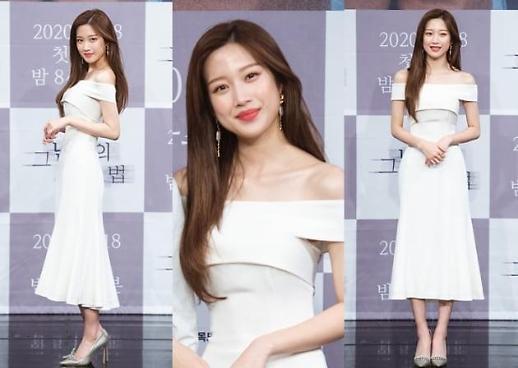 文佳煐将出演tvN电视剧《女神降临》