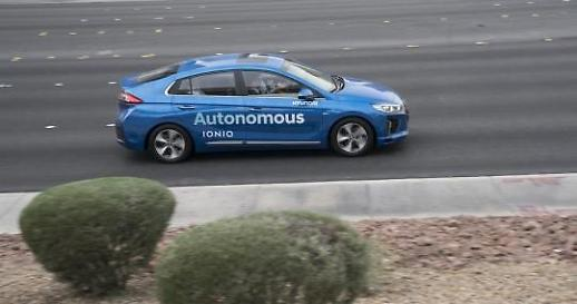 现代汽车将于年内研发L4级别无人驾驶汽车