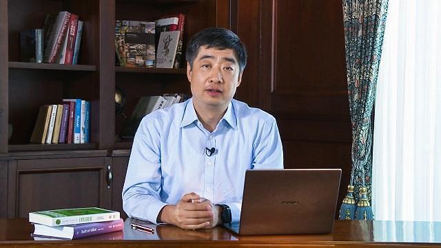 """켄 후 화웨이 회장 """"디지털 기술로 교육 격차 해소하겠다"""""""