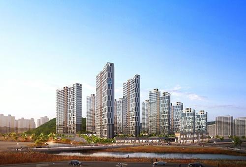 10년 만에 대전권 나서는 한라...계룡 한라비발디 더 센트럴 6월 분양