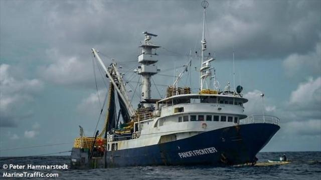 한국인 5명 탄 어선, 서아프리카 앞바다서 괴한에 피랍