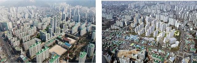 도시·건축혁신 시범사업에 상계주공5·금호동3가1번지…친환경ㆍ구릉지 친화 단지로