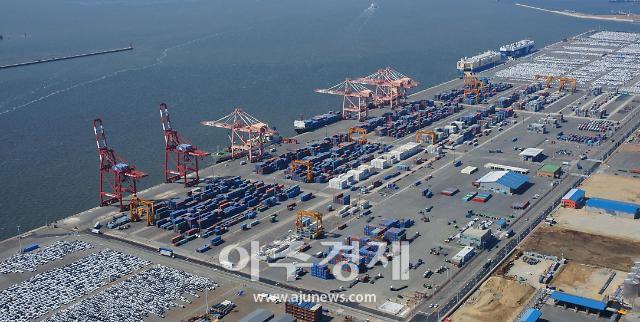 경기평택항만공사, 중국 위해항그룹유한공사와 협력 강화 MOU 체결