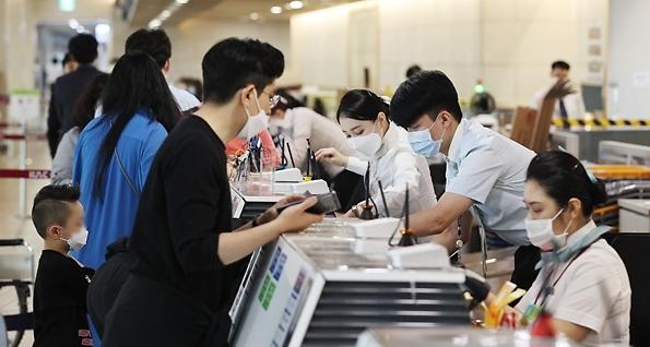 调查:韩国八成国内航班复航
