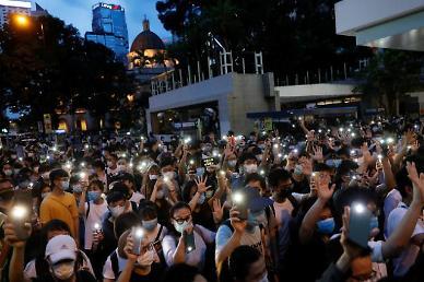 홍콩, 내달 1일 주권반환 기념 집회 불허... 23년 만에 처음