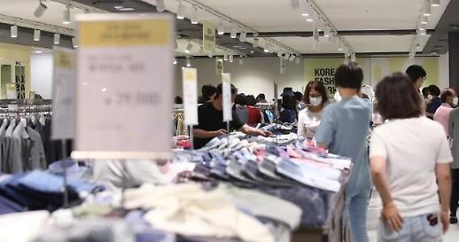 韩5月零售企业销售同比增长2%