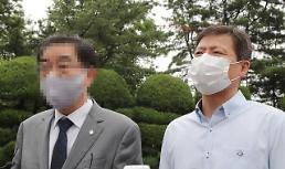 .韩统一部就撤销脱北者团体设立登记听证会结束.