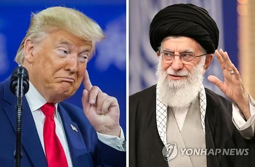 이란, 트럼프에 체포영장 발부...솔레이마니 살해 혐의