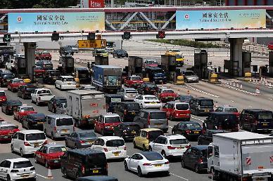 [홍콩보안법 통과]초안 제출부터 시행까지 단 40일