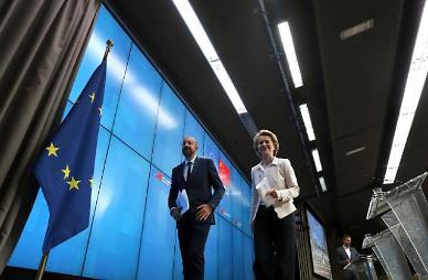 [홍콩보안법 통과]EU도 중국의 결정에 개탄스럽다