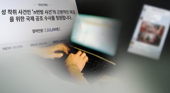 """韩警方检举多名""""N号房""""视频购买者 00后占八成"""