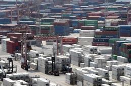 .韩国6月出口同比下降10.9%.