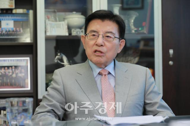 [인터뷰 와이드] 김덕룡 北 20개 특구에 기업 투자수익 모델 만들자