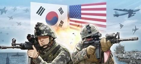 新冠疫情致韩美联合军演延期