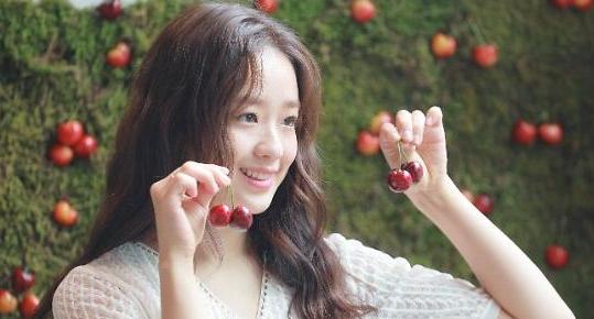 [포토] 손연재, 체리처럼 달콤한 미소