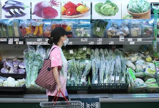 韩6月CPI同比零增长