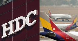 .HDC现代产业完成与韩亚航空合并业务海外批准流程.