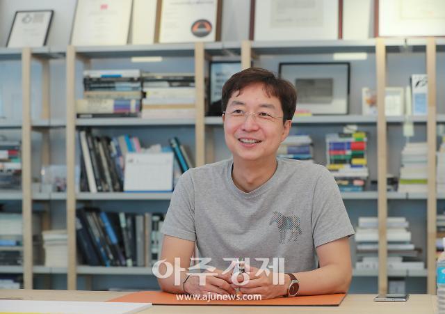"""[포스트 코로나, 퍼스트 코리아!] 유현준 교수 """"코로나19 이후 집이 커진다"""""""