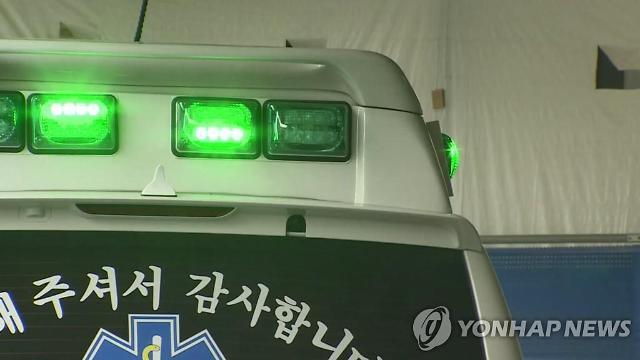 경찰, 구급차 막은 택시기사 사건에 강력팀 투입…