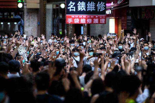 홍콩보안법 발효에 페이스북·애플 등 미국 IT기업들 딜레마
