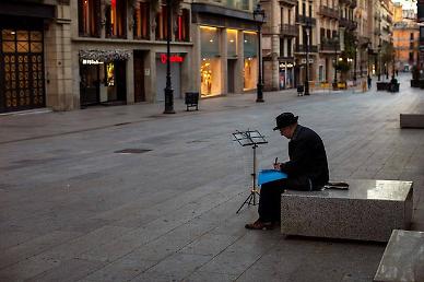 [코로나19] 스페인 카탈루냐, 다시 봉쇄조처